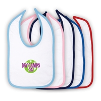 JCC STAMFORD OFFICIAL INFANT VELCRO BIB