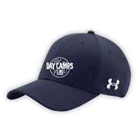 JCC STAMFORD UNDER ARMOUR CURVED BRIM STRETCH FITTED CAP
