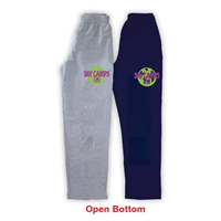 JCC STAMFORD OPEN BOTTOM SWEATPANTS WITH POCKETS