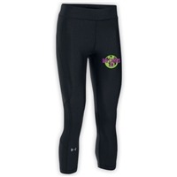 JCC STAMFORD LADIES UNDER ARMOUR HEAT GEAR ARMOUR CAPRI