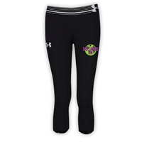 JCC STAMFORD GIRLS UNDER ARMOUR HEAT GEAR ALPHA CAPRI