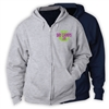 JCC STAMFORD FULL ZIP HOODED SWEATSHIRT