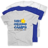 JCC EARLY CHILDHOOD CAMPS OFFICIAL CAMP TEE