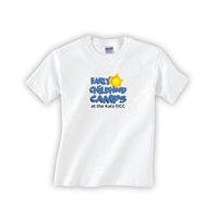 JCC EARLY CHILDHOOD CAMPS TODDLER COTTON CAMP TEE