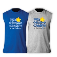 JCC EARLY CHILDHOOD CAMPS SLEEVLESS TEE