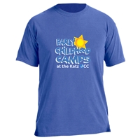 JCC EARLY CHILDHOOD CAMPS VINTAGE TEE