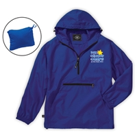 JCC EARLY CHILDHOOD CAMPS PACK-N-GO PULLOVER JACKET