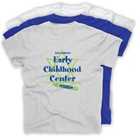 JCC EARLY CHILDHOOD CENTER OFFICIAL TEE