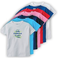 JCC EARLY CHILDHOOD CENTER INFANT CAMP COTTON TEE