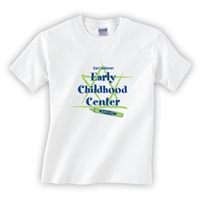 JCC EARLY CHILDHOOD CENTER TODDLER COTTON TEE