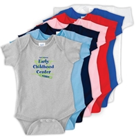 JCC EARLY CHILDHOOD CENTER INFANT BODYSUIT