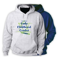 JCC EARLY CHILDHOOD CENTER HOODED SWEATSHIRT