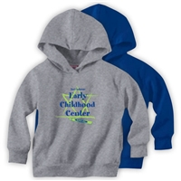 JCC EARLY CHILDHOOD CENTER TODDLER HOODED SWEATSHIRT