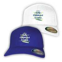 JCC EARLY CHILDHOOD CENTER CAMP FLEX FIT CAP