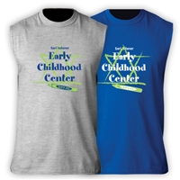 JCC EARLY CHILDHOOD CENTER SLEEVLESS TEE