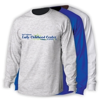 JCC EARLY CHILDHOOD CENTER LONGSLEEVE TEE