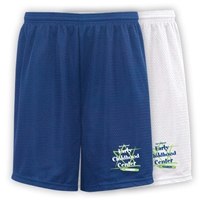 JCC EARLY CHILDHOOD CENTER EXTREME MESH ACTION SHORTS