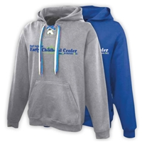 JCC EARLY CHILDHOOD CENTER FACEOFF HOODY