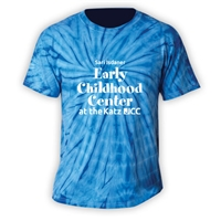 JCC EARLY CHILDHOOD CENTER TIE DYE TEE
