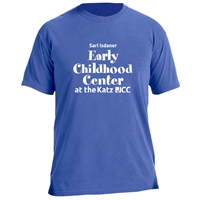 JCC EARLY CHILDHOOD CENTER VINTAGE TEE