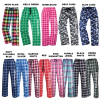 JCC EARLY CHILDHOOD CENTER FLANNEL PANTS