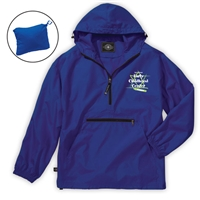 JCC EARLY CHILDHOOD CENTER PACK-N-GO PULLOVER JACKET