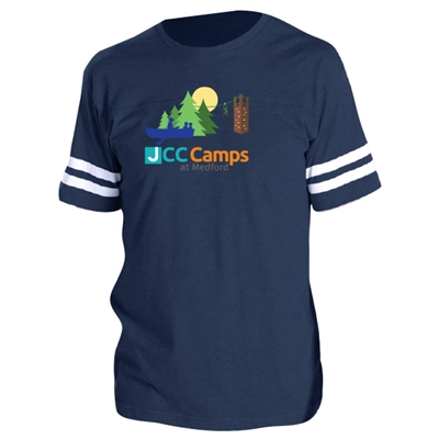 JCC CAMPS AT MEDFORD GAME DAY TEE