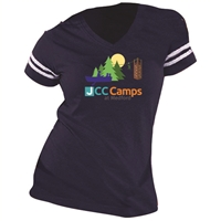 JCC CAMPS AT MEDFORD LADIES GAME DAY TEE