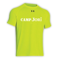 JORI HYPER COLOR UNDER ARMOUR TEE