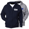 JORI FULL ZIP HOODED SWEATSHIRT