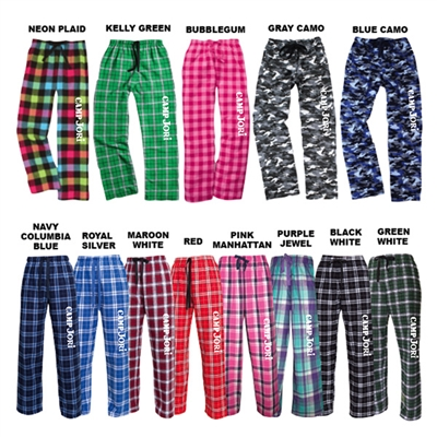 JORI FLANNEL PANTS