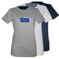 JORI GIRLS FITTED TEE