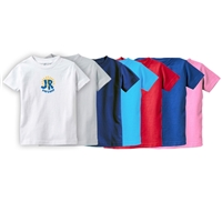 J&R DAY CAMP OFFICIAL INFANT CAMP COTTON TEE