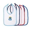 J&R DAY CAMP OFFICIAL INFANT VELCRO BIB