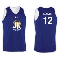 J&R DAY CAMP UNDER ARMOUR REV TANK