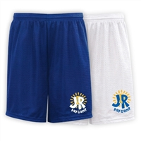 J&R DAY CAMP EXTREME MESH ACTION SHORTS