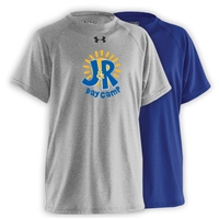 J&R DAY CAMP UNDER ARMOUR TEE