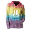 J&R DAY CAMP COURTNEY BURNOUT V-NOTCH SWEATSHIRT