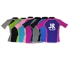 J&R DAY CAMP ADULT UV PROTECTIVE SWIM SHIRT