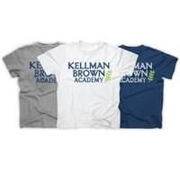 KELLMAN BROWN TEE