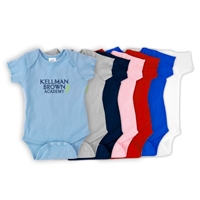 KELLMAN BROWN INFANT BODYSUIT