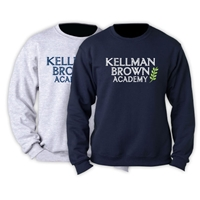KELLMAN BROWN CREW SWEATSHIRT