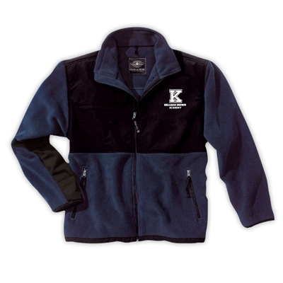 KELLMAN BROWN FLEECE EVOLUX JACKET