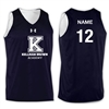 KELLMAN BROWN UNDER ARMOUR REV TANK