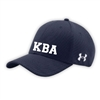 KELLMAN BROWN UNDER ARMOUR CURVED BRIM STRETCH FITTED CAP