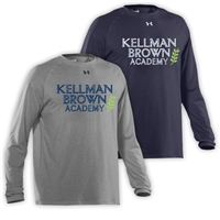 KELLMAN BROWN UNDER ARMOUR LONGSLEEVE TEE