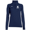 KELLMAN BROWN LADIES UNDER ARMOUR STRIPE TECH 1/4 ZIP