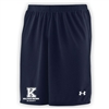 KELLMAN BROWN UNDER ARMOUR BASKETBALL SHORT