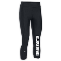 KELLMAN BROWN EL LADIES UNDER ARMOUR HEAT GEAR CAPRI