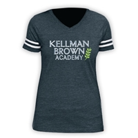 KELLMAN BROWN LADIES GAME DAY TEE